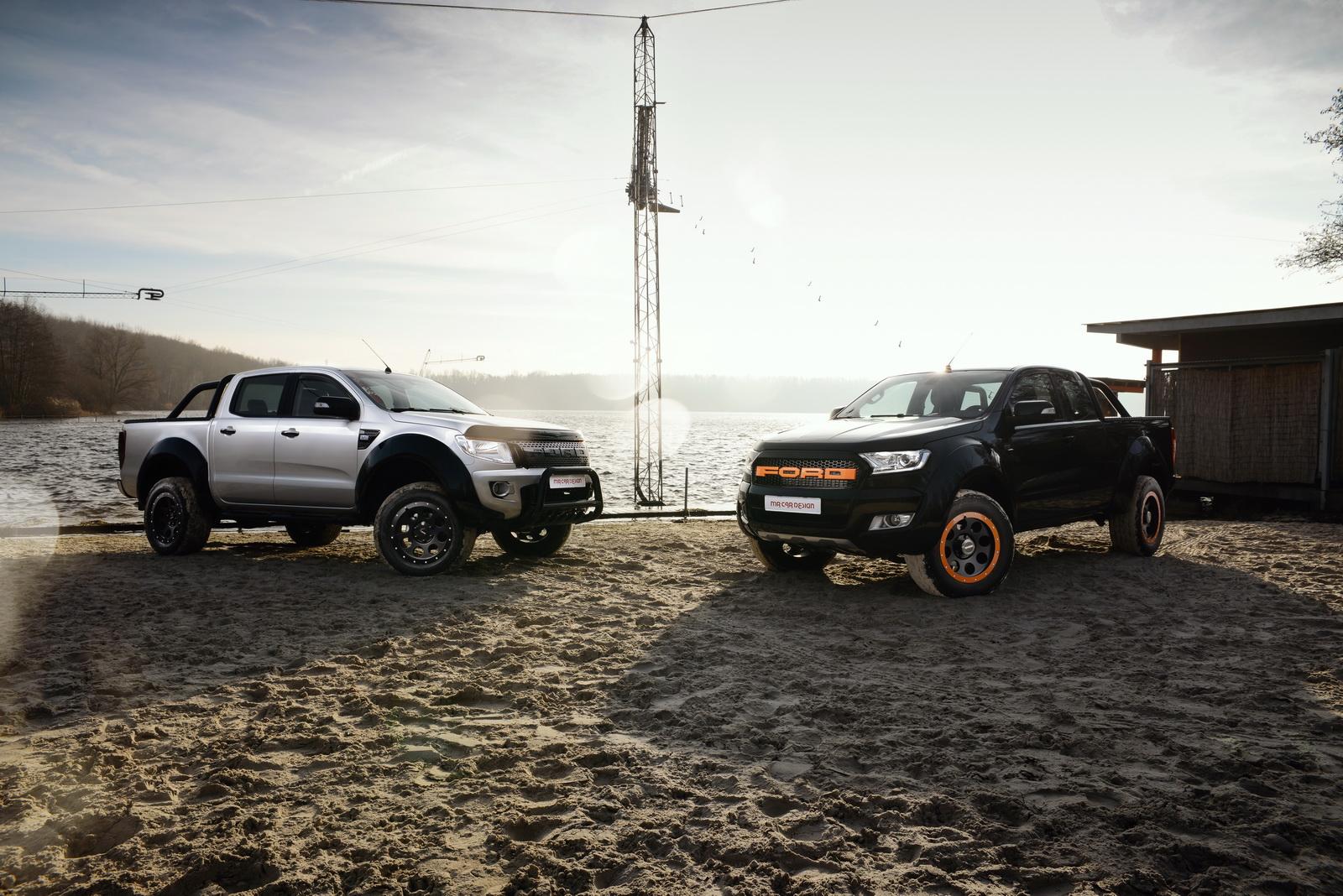 Ford Ranger by MR Car Design (3)