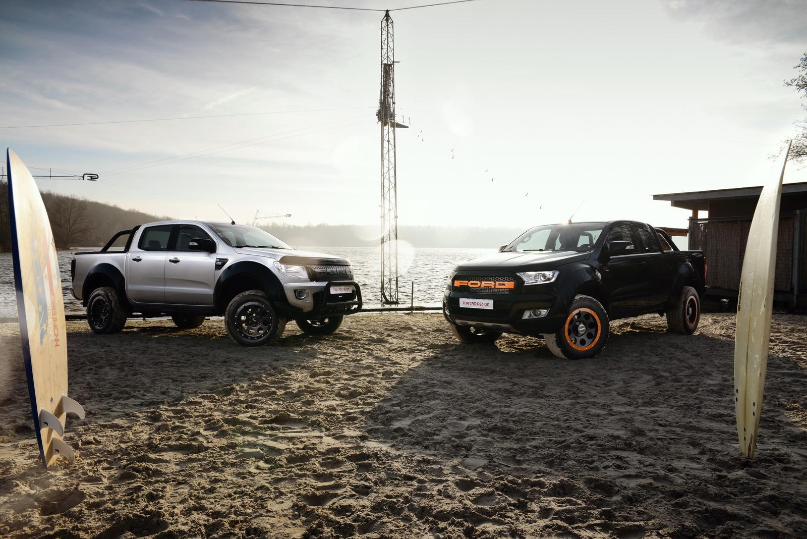 Ford Ranger by MR Car Design (4)