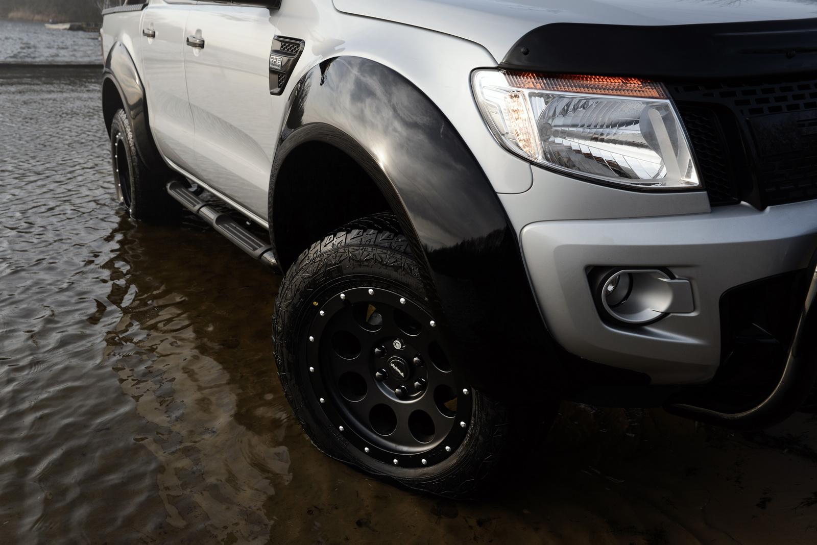 Ford Ranger by MR Car Design (5)