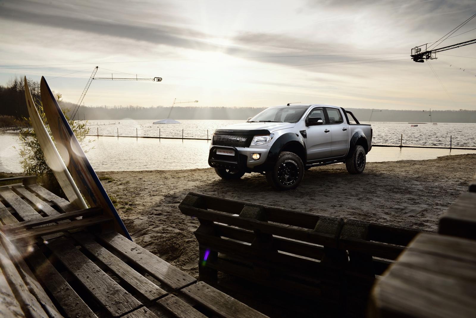 Ford Ranger by MR Car Design (8)