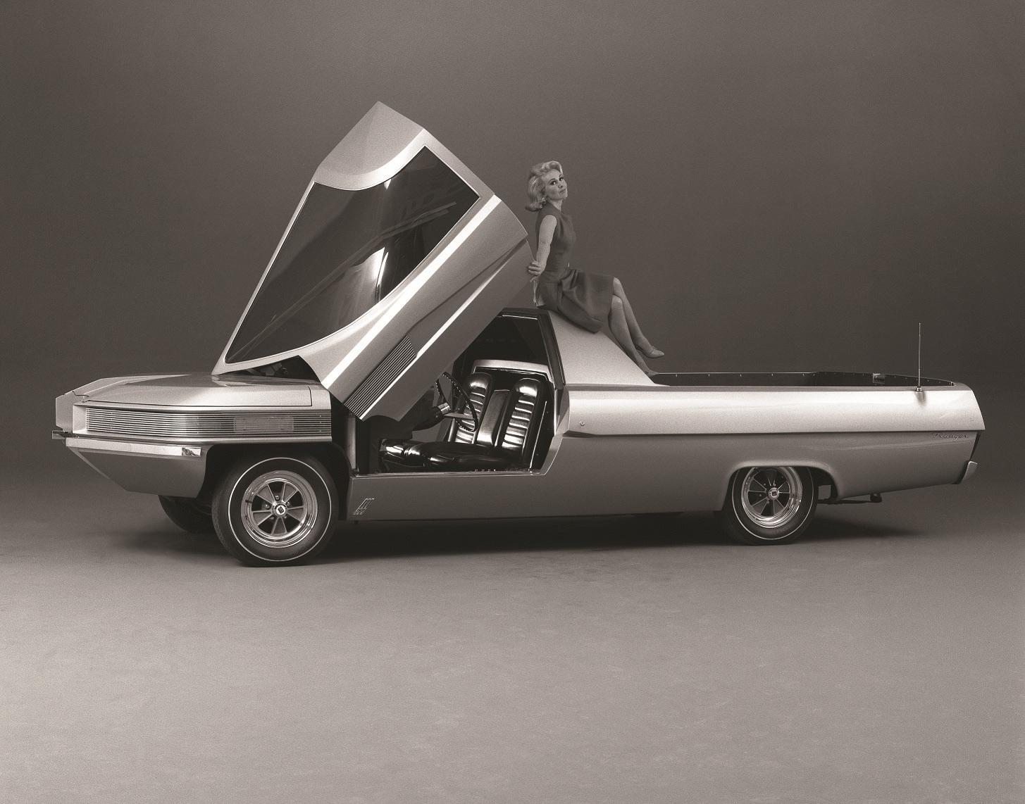 Ford Ranger II Concept 1966 (1)