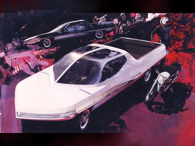 Ford Ranger II Concept 1966 (10)