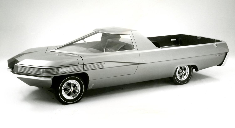 Ford Ranger II Concept 1966 (2)