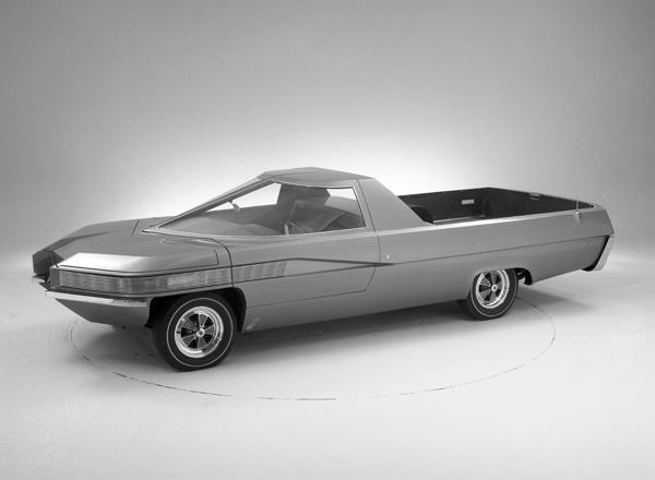 Ford Ranger II Concept 1966 (3)