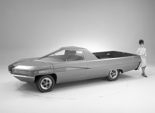 Ford Ranger II Concept 1966 (4)