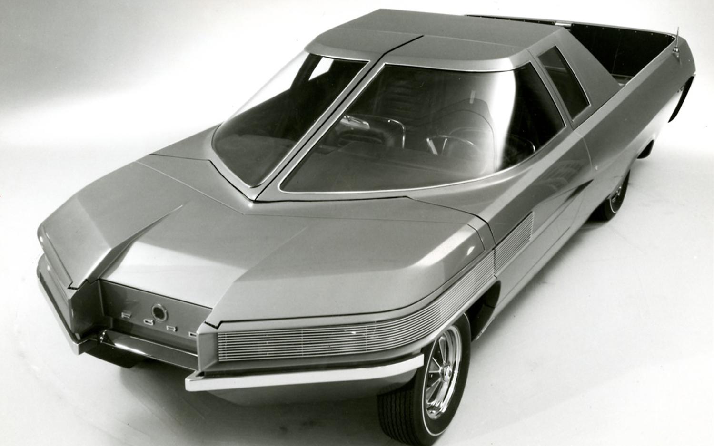 Ford Ranger II Concept 1966 (5)