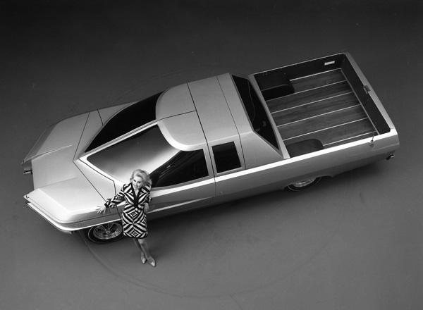 Ford Ranger II Concept 1966 (6)