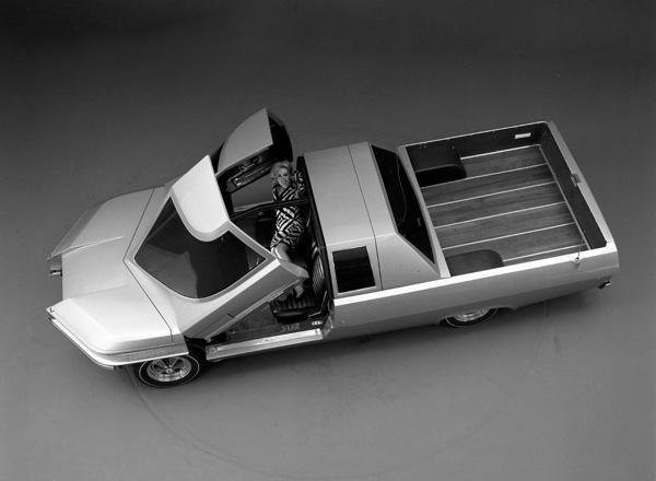 Ford Ranger II Concept 1966 (7)