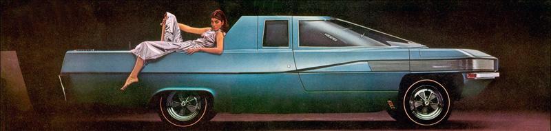 Ford Ranger II Concept 1966 (8)