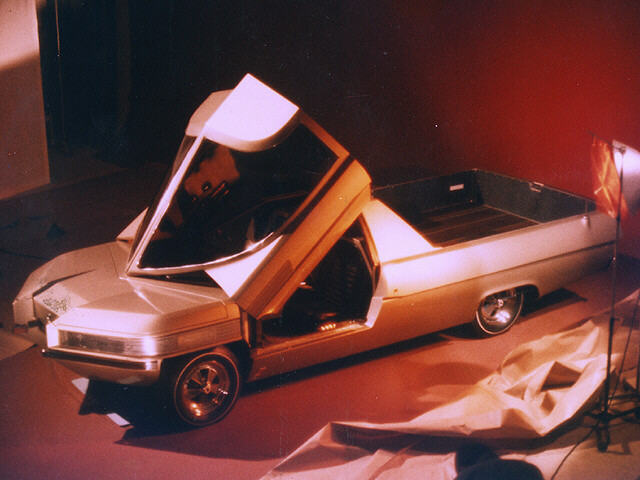 Ford Ranger II Concept 1966 (9)