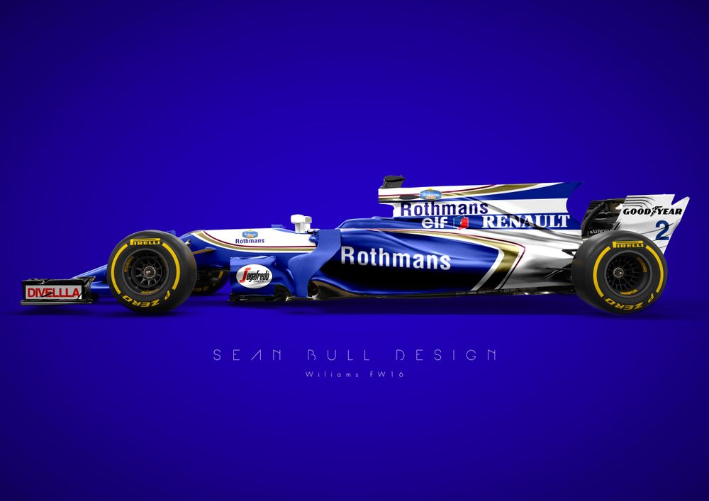 Formula 1 2017 future liveries (1)