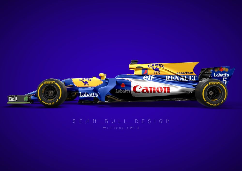 Formula 1 2017 future liveries (4)