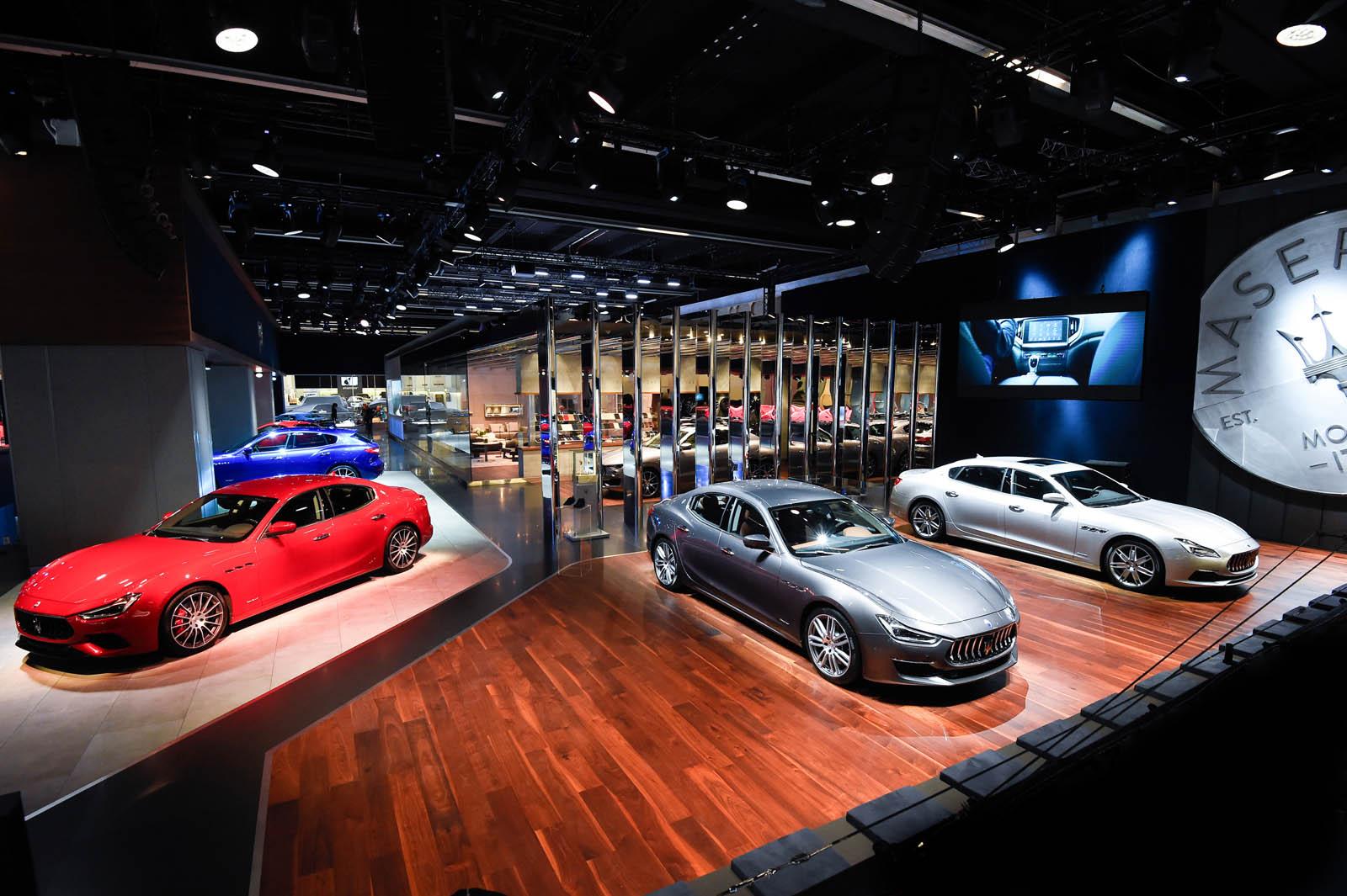 Frankfurt Motor Show 2017 - Maserati Stand (3) copy