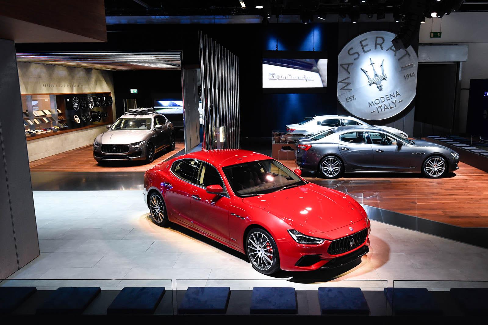 Frankfurt Motor Show 2017 - Maserati Stand (4) copy