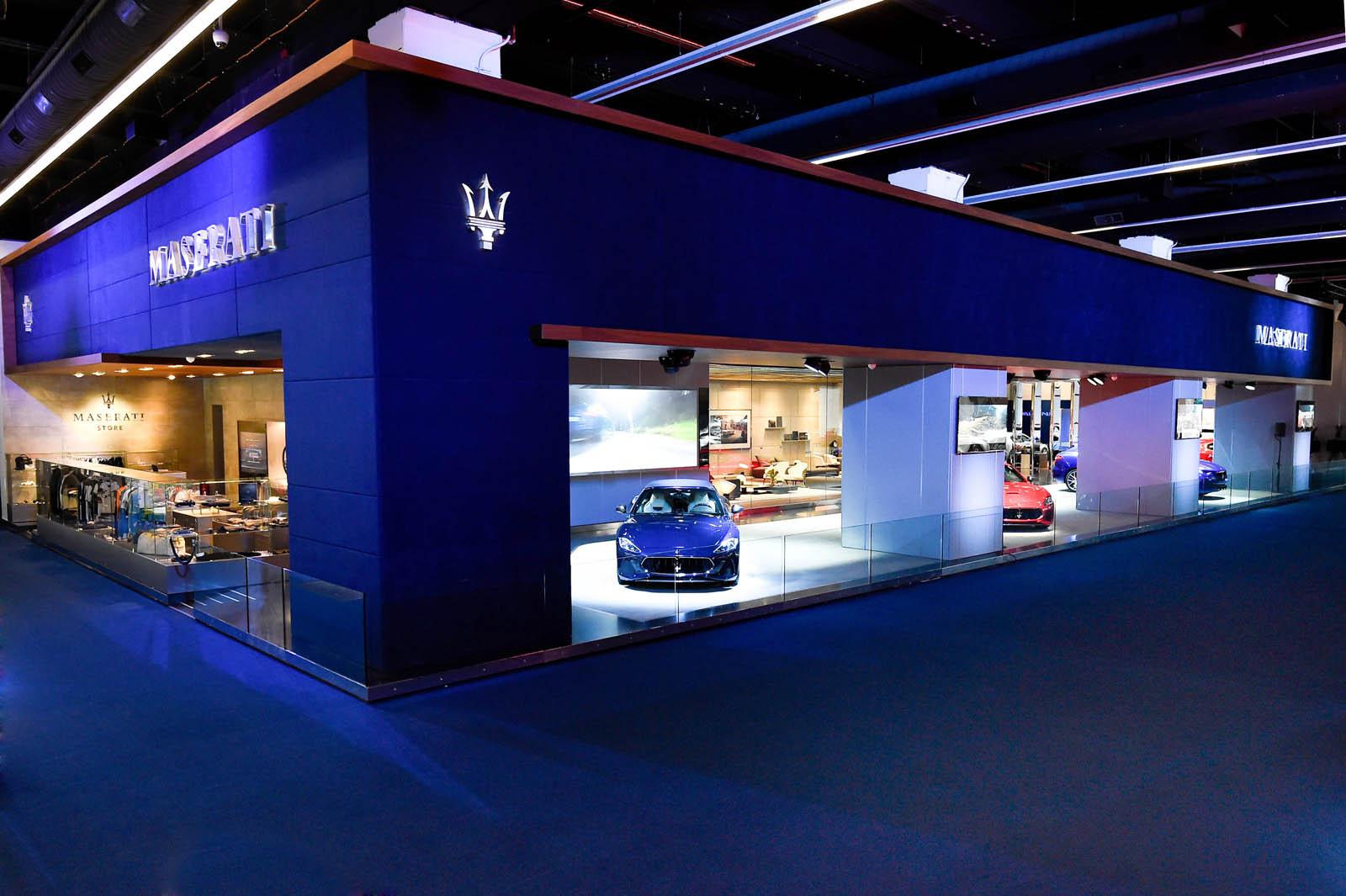 Frankfurt Motor Show 2017 - Maserati Stand copy