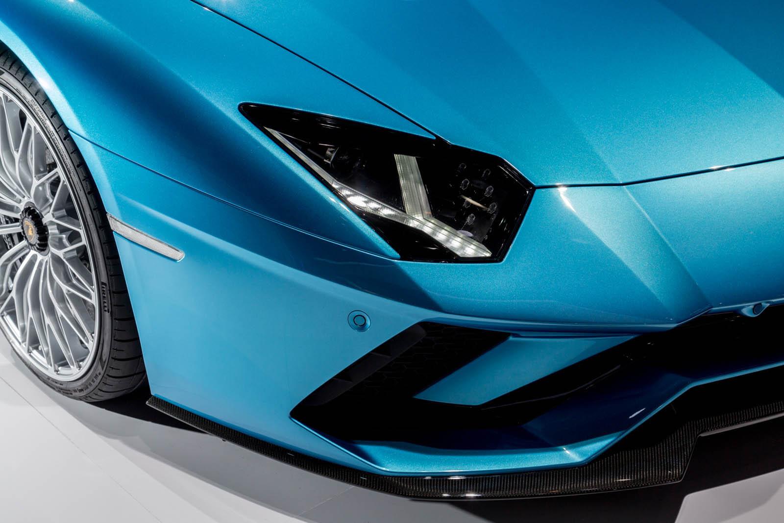 Lamborghini Aventador Roadster S facelift (10)