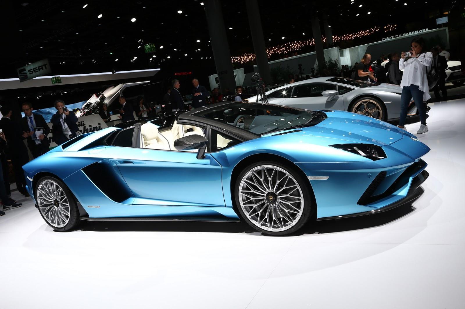 Lamborghini Aventador Roadster S facelift (17)