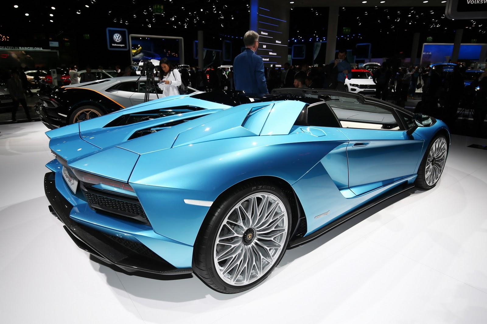 Lamborghini Aventador Roadster S facelift (19)
