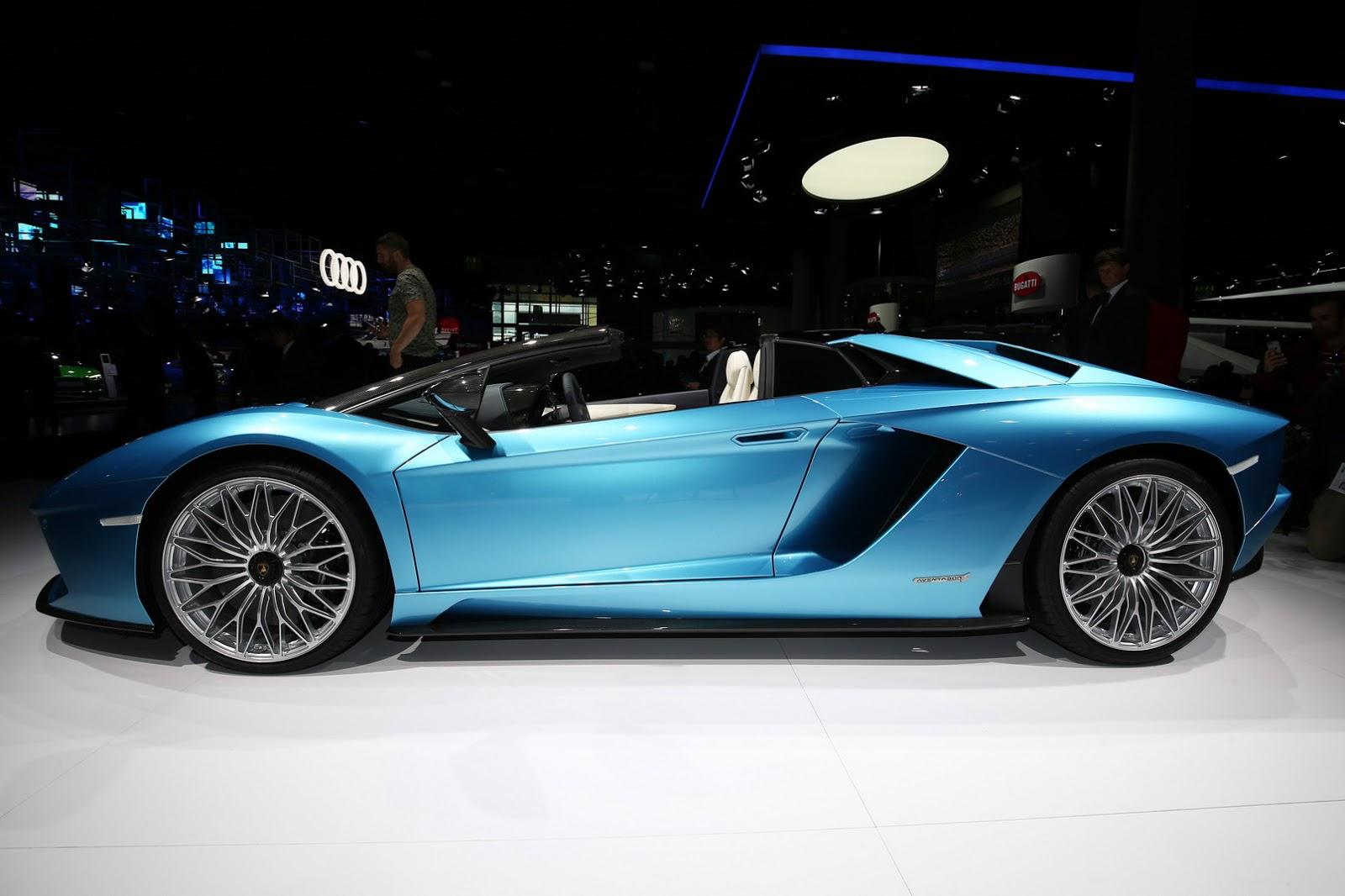Lamborghini Aventador Roadster S facelift (22)
