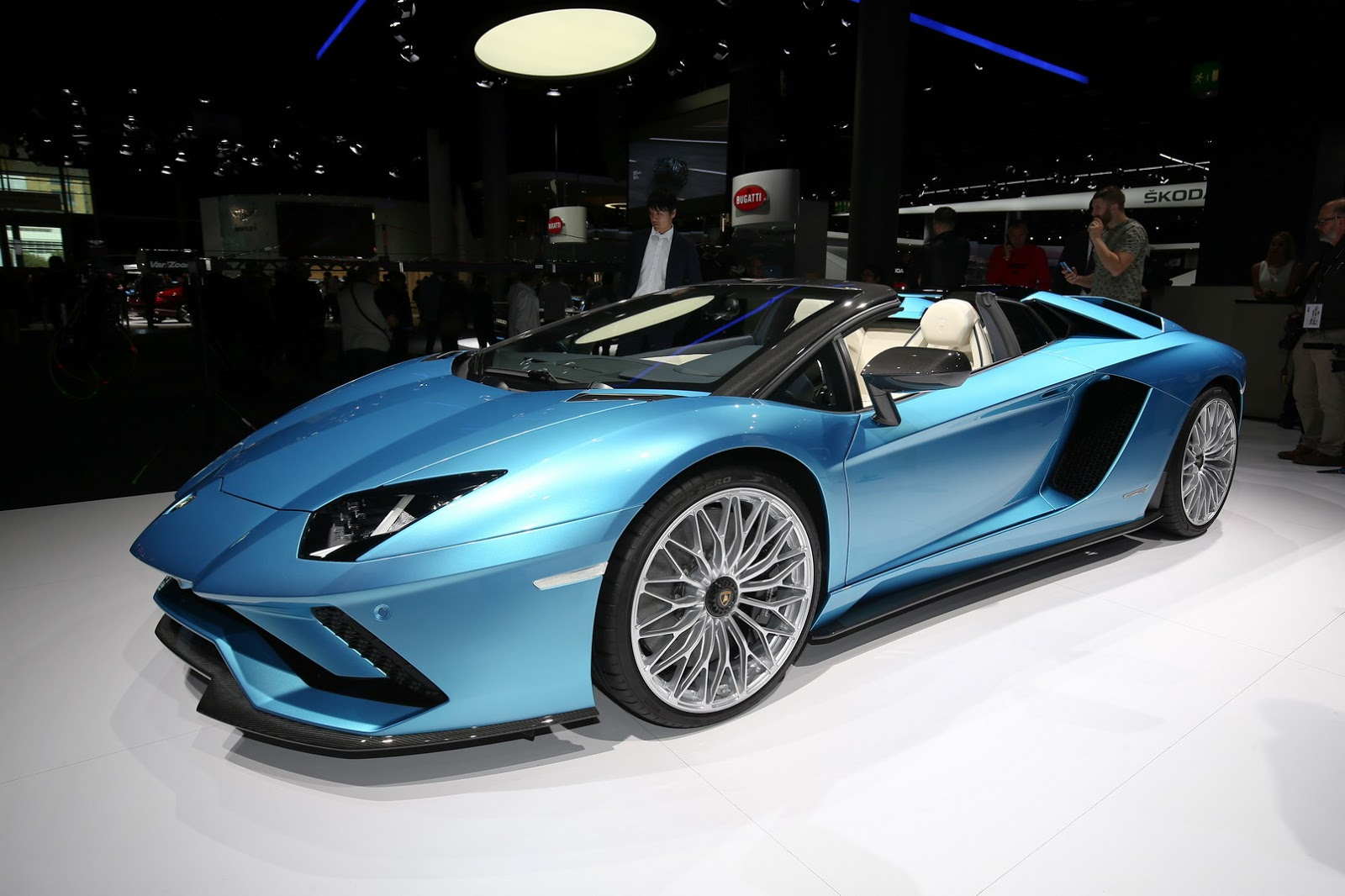 Lamborghini Aventador Roadster S facelift (23)