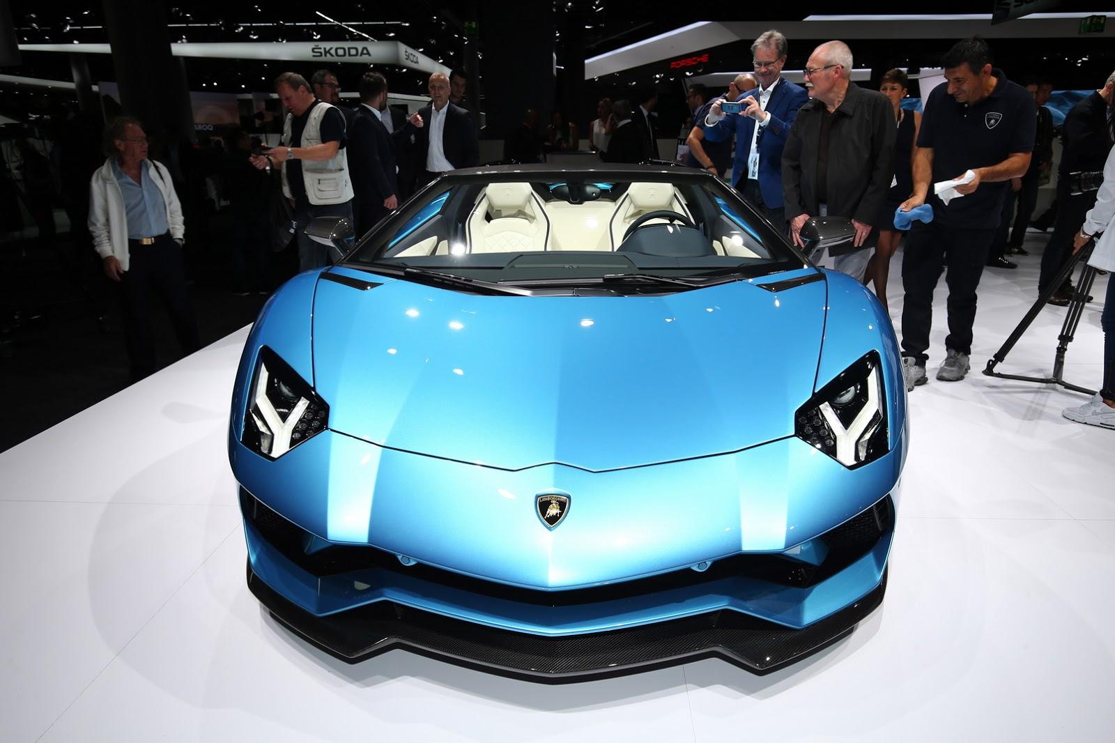 Lamborghini Aventador Roadster S facelift (24)