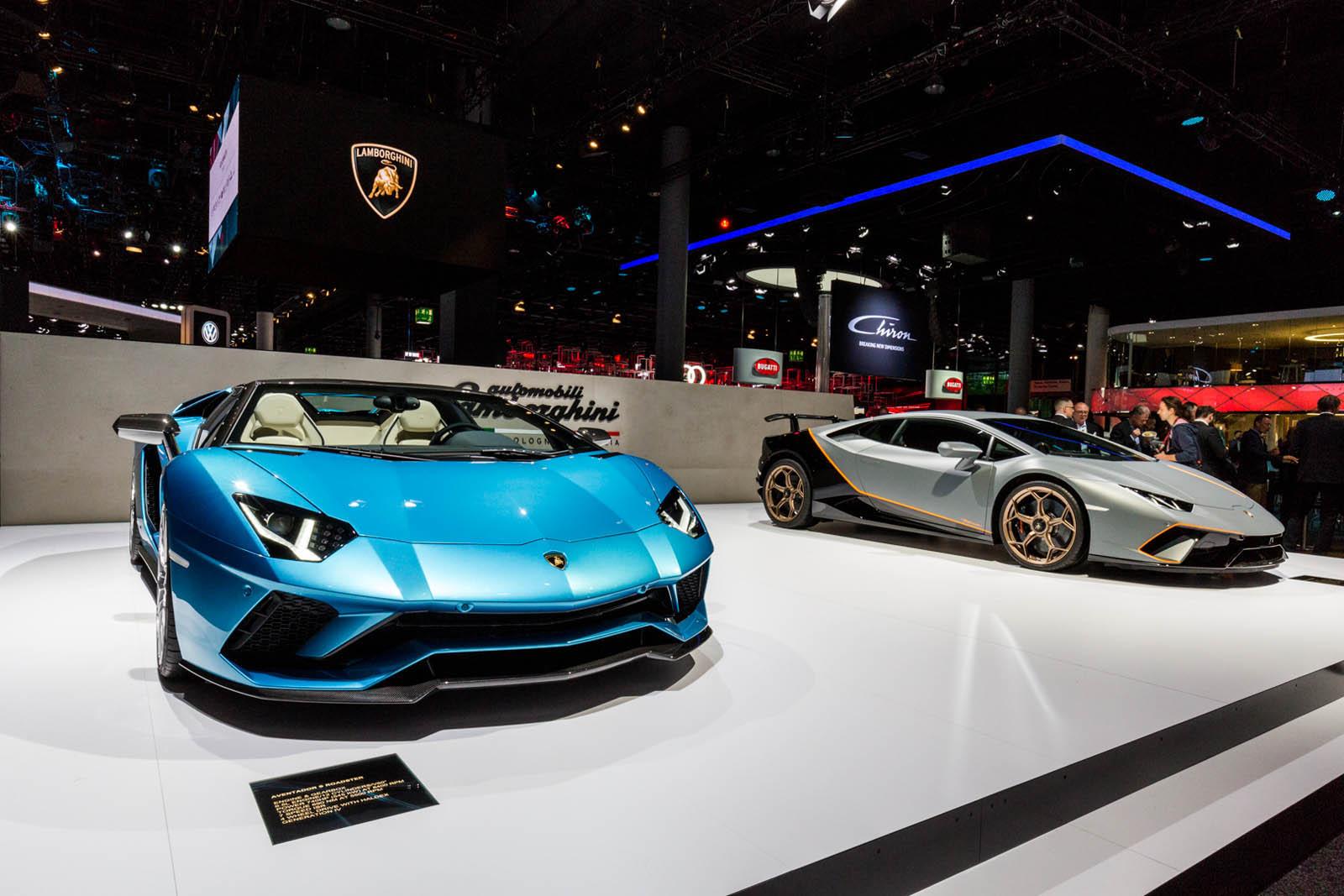 Lamborghini Aventador Roadster S facelift (3)