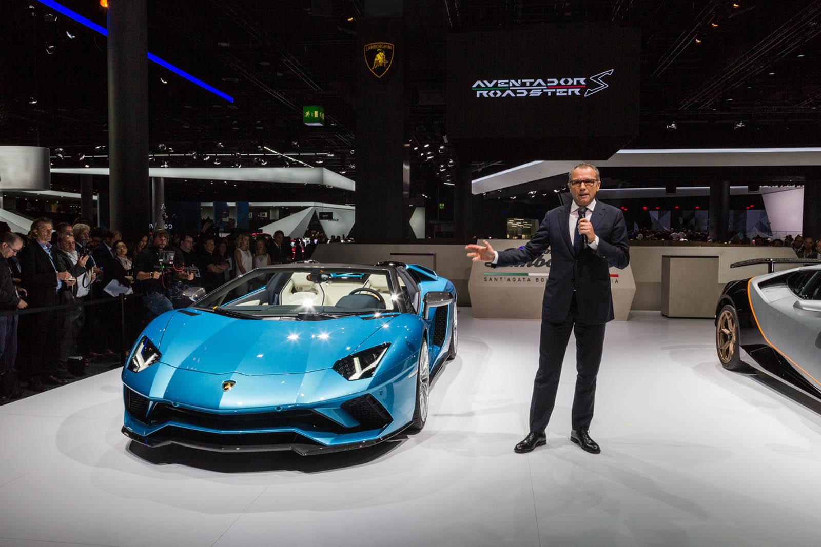 Lamborghini Aventador Roadster S facelift (5)