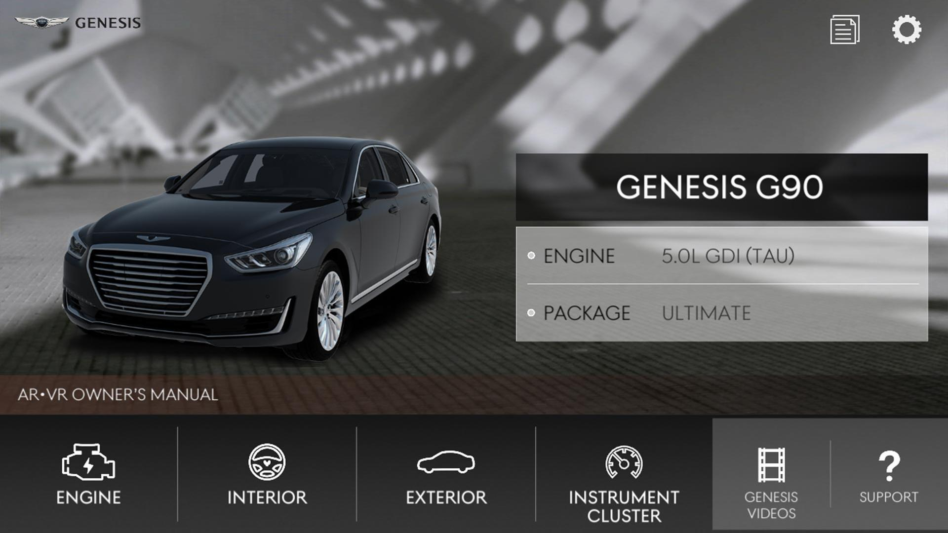 genesis-virtual-guide-app