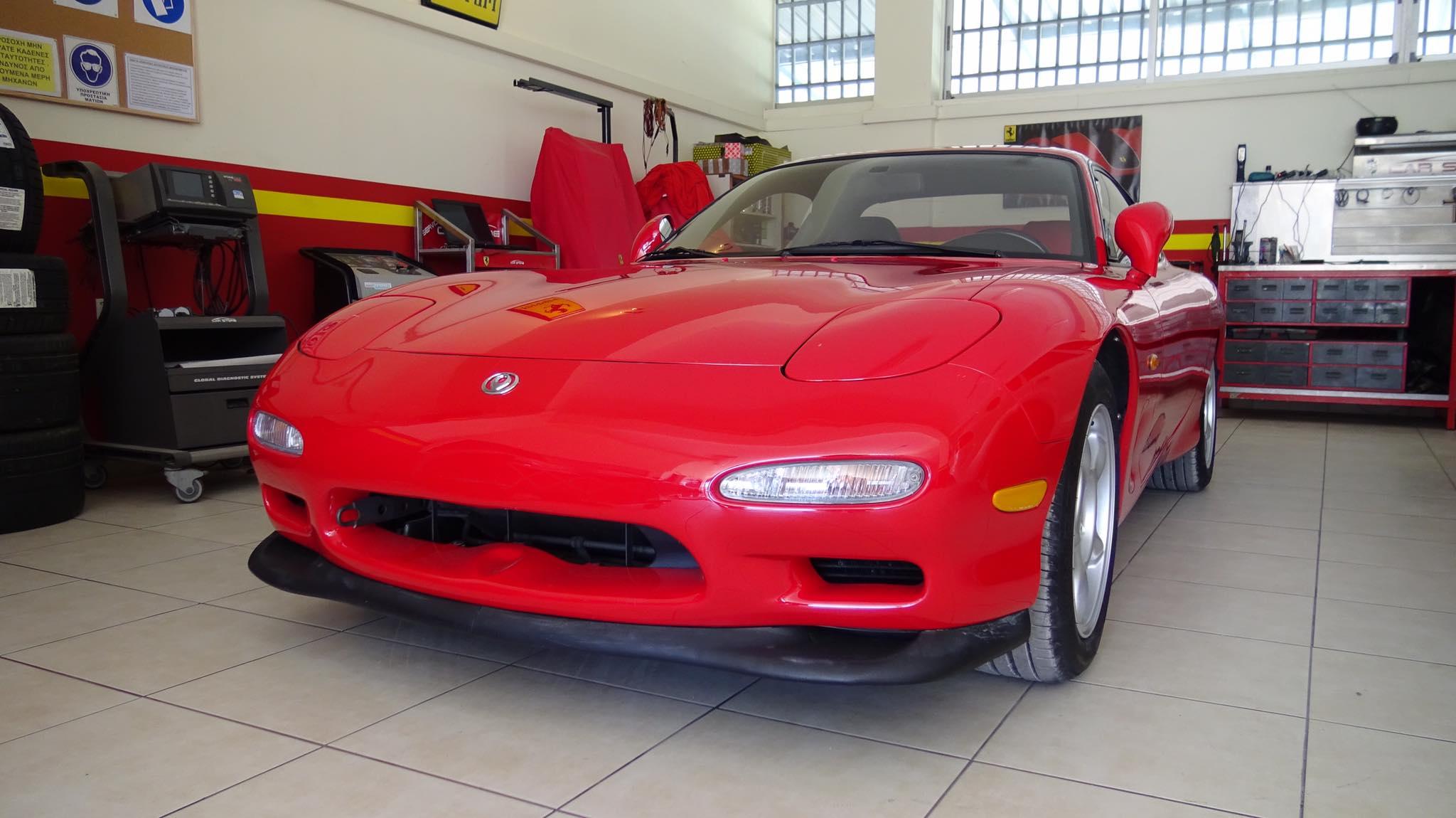 Greek Mazda RX-7 for sale (10)