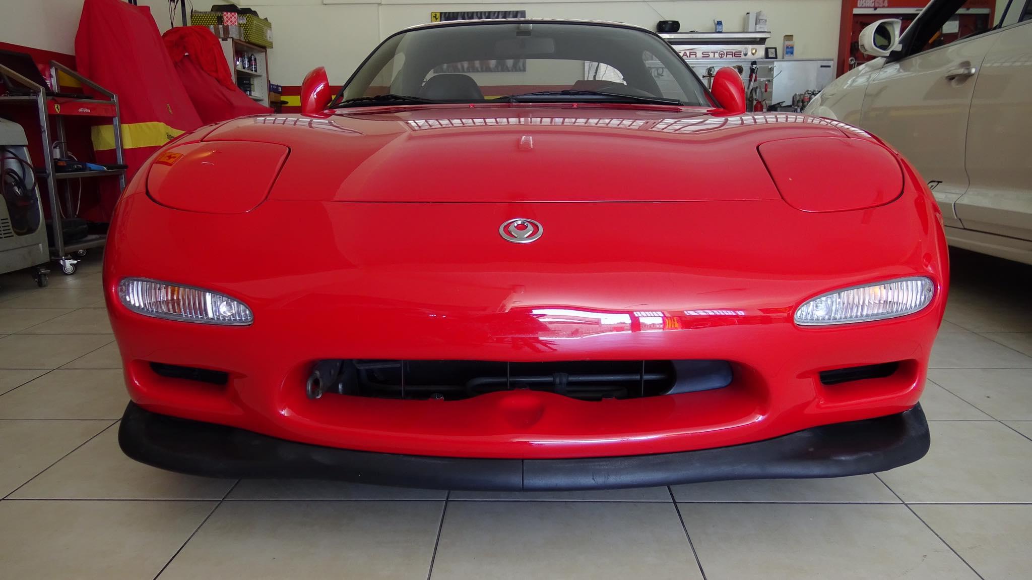 Greek Mazda RX-7 for sale (11)