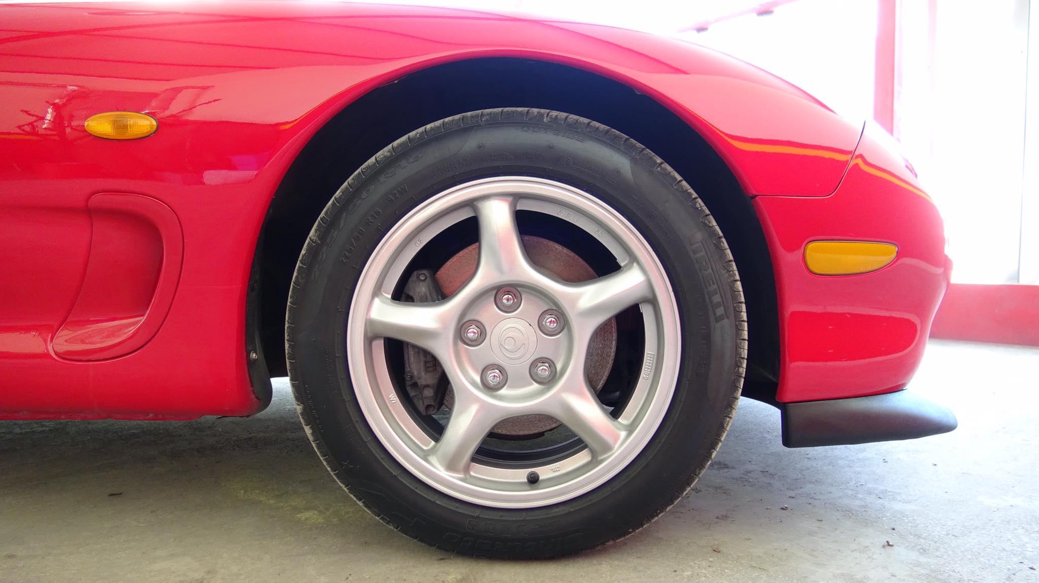 Greek Mazda RX-7 for sale (12)