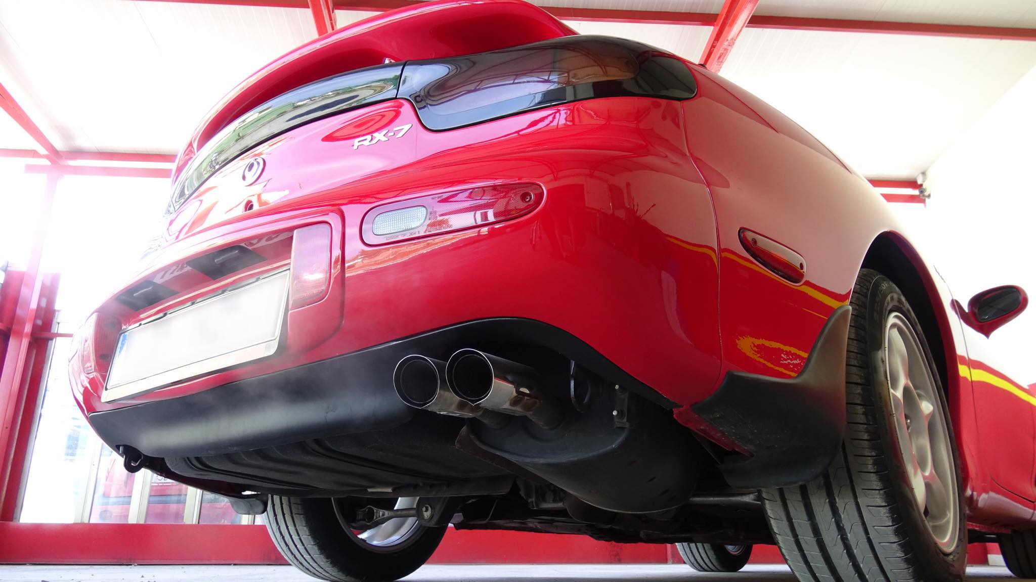 Greek Mazda RX-7 for sale (14)