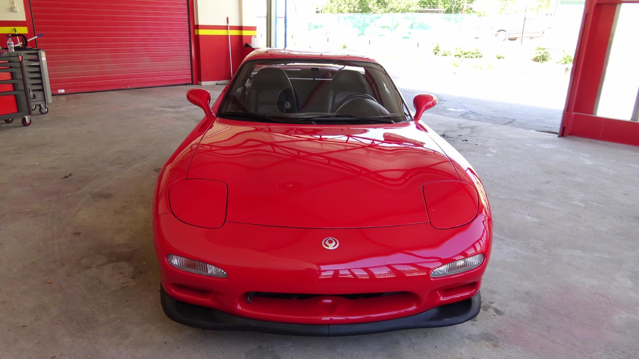 Greek Mazda RX-7 for sale (15)