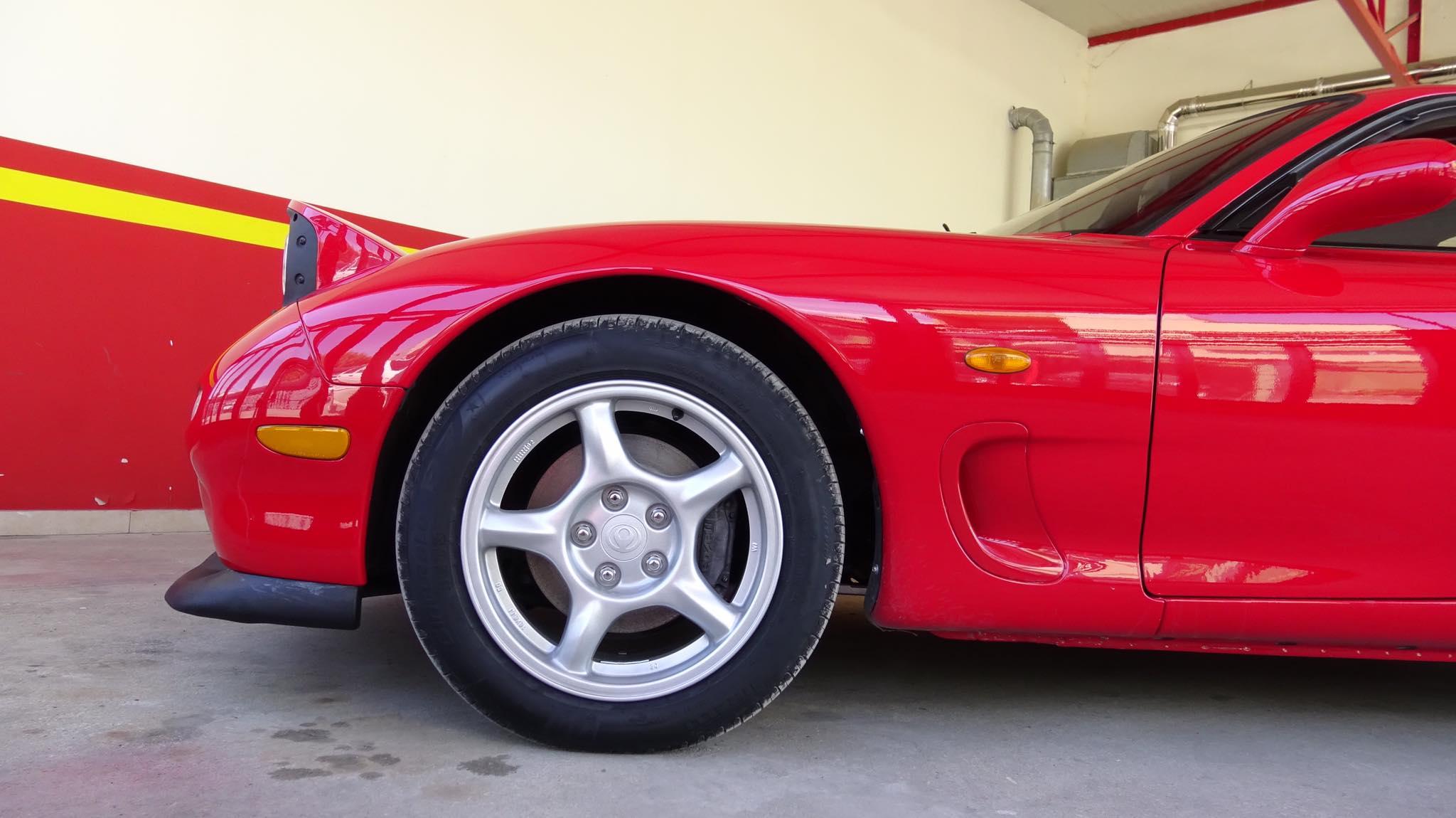 Greek Mazda RX-7 for sale (17)