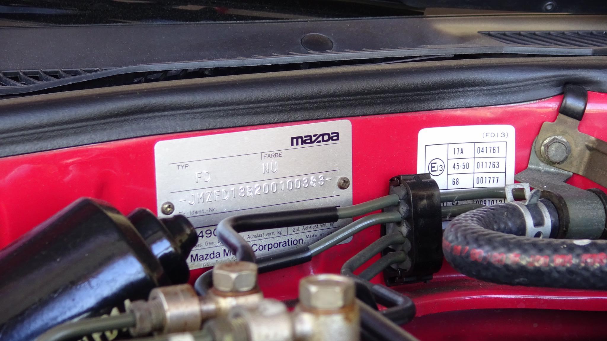 Greek Mazda RX-7 for sale (25)