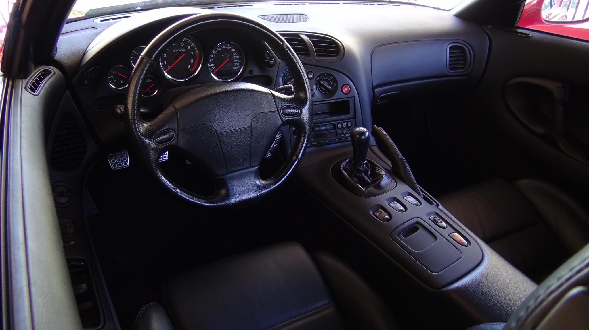 Greek Mazda RX-7 for sale (29)