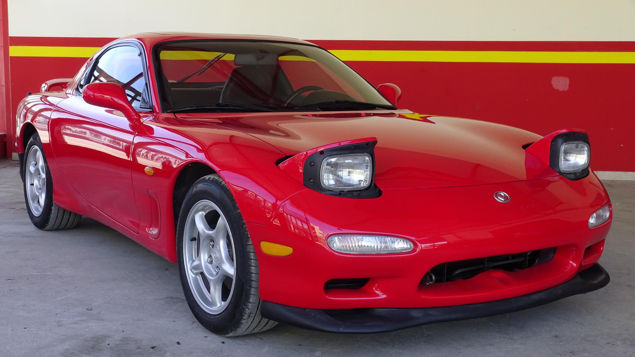 Greek Mazda RX-7 for sale (3)