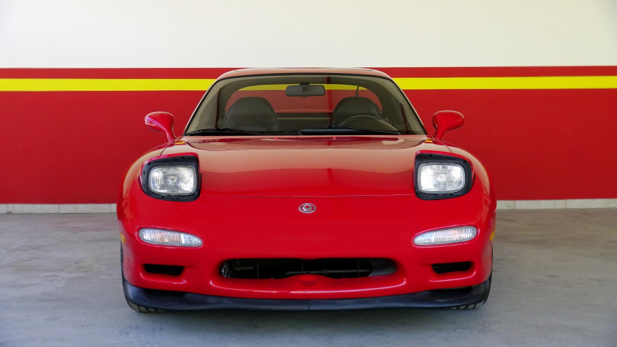Greek Mazda RX-7 for sale (33)