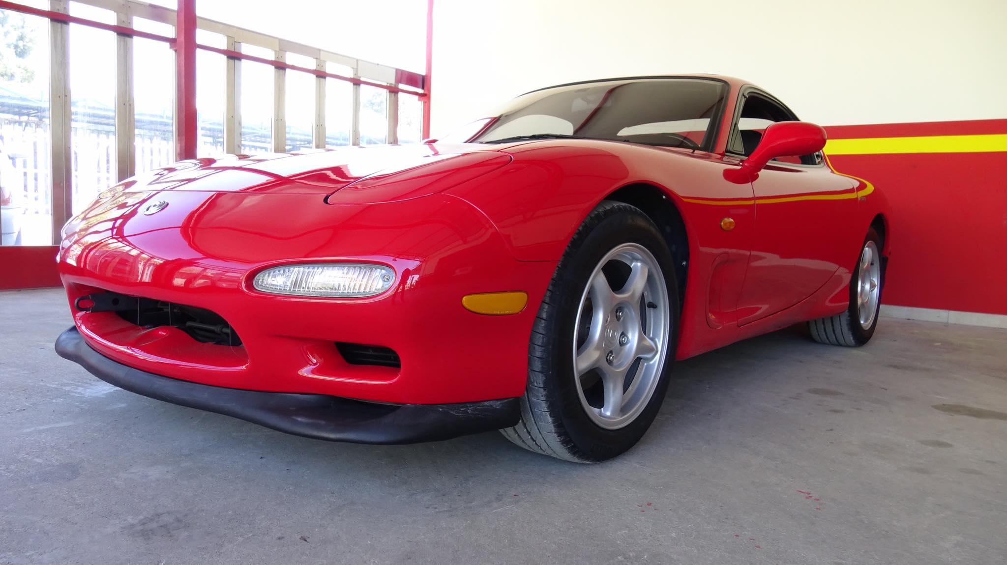 Greek Mazda RX-7 for sale (35)