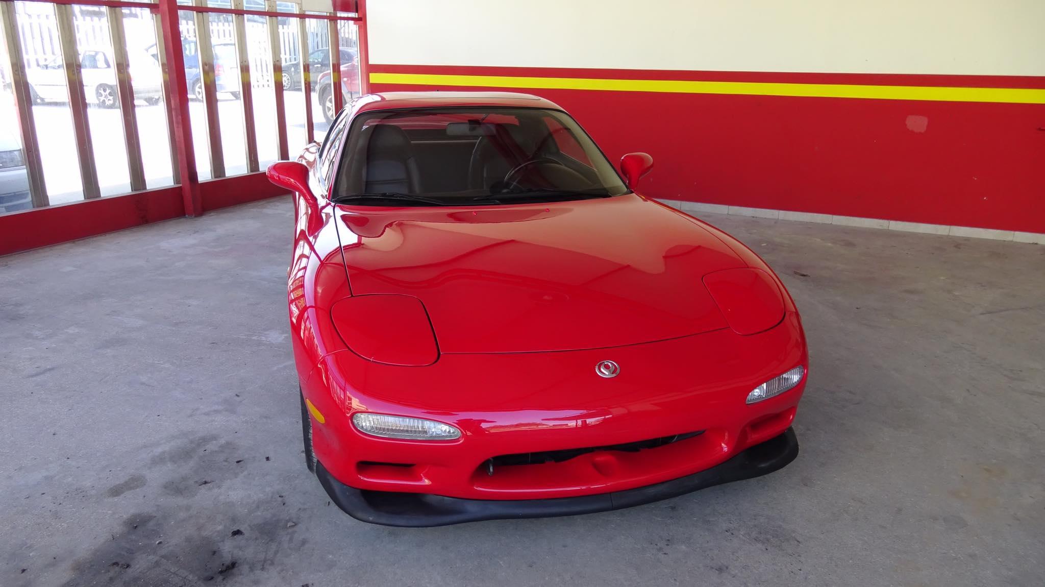 Greek Mazda RX-7 for sale (36)
