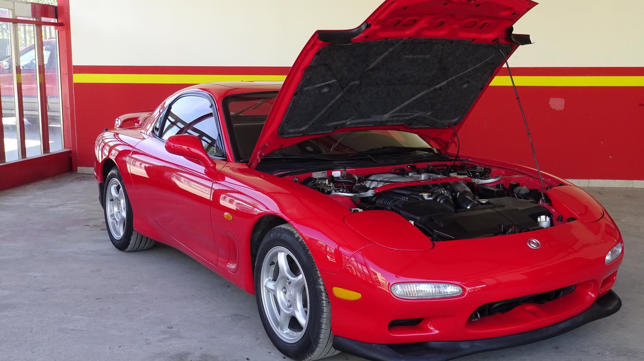Greek Mazda RX-7 for sale (37)
