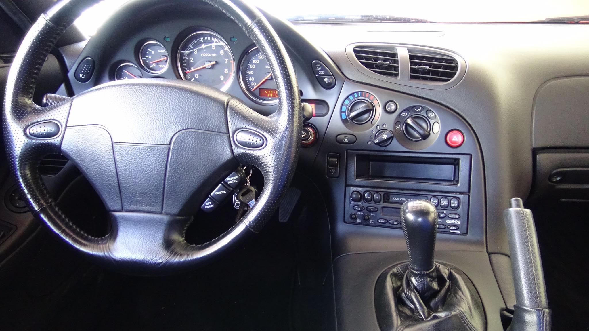 Greek Mazda RX-7 for sale (4)