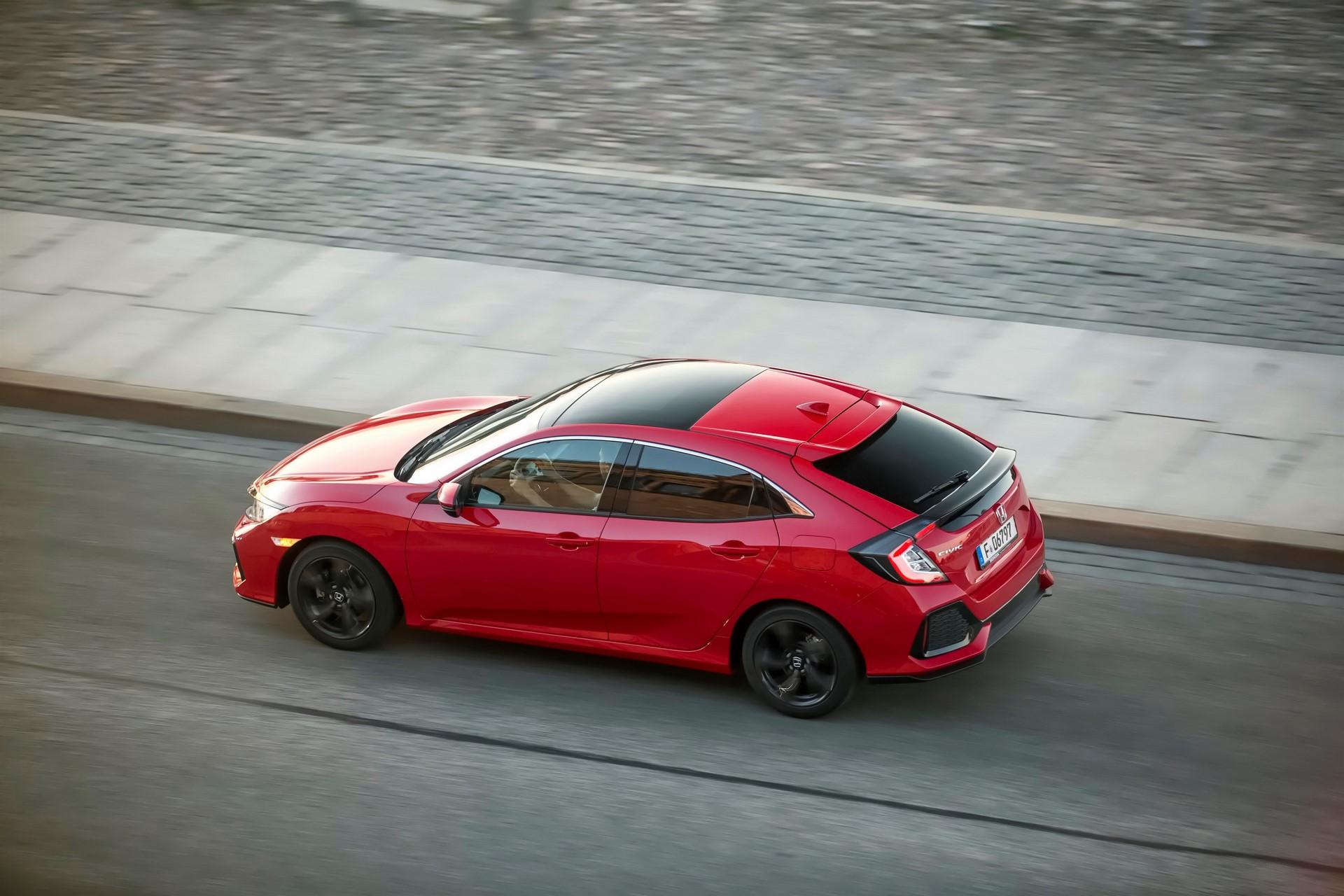 Upgraded diesel engine joins Honda Civic line-up