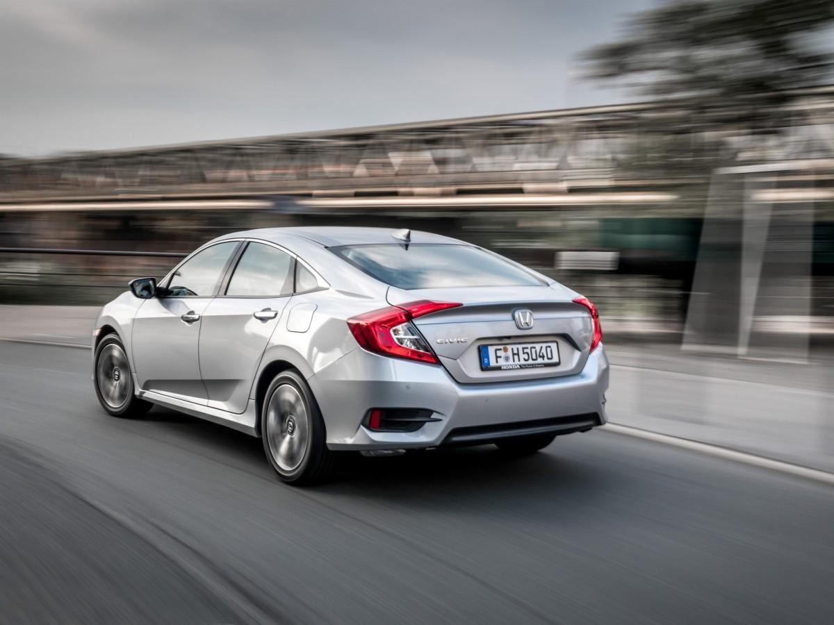 Honda Civic Sedan 2017 for Europe (9)