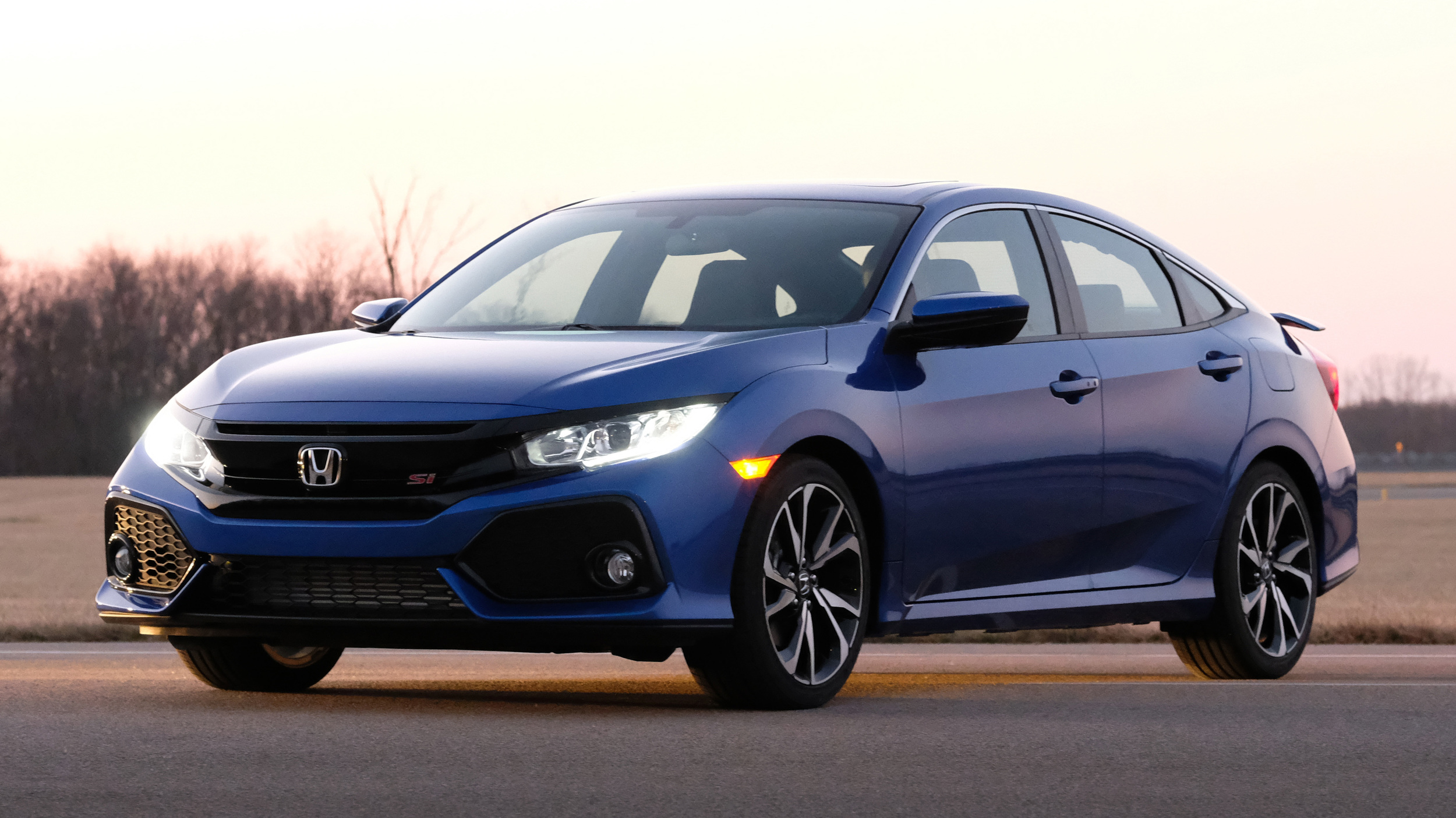Honda Civic Si 2018 (3)