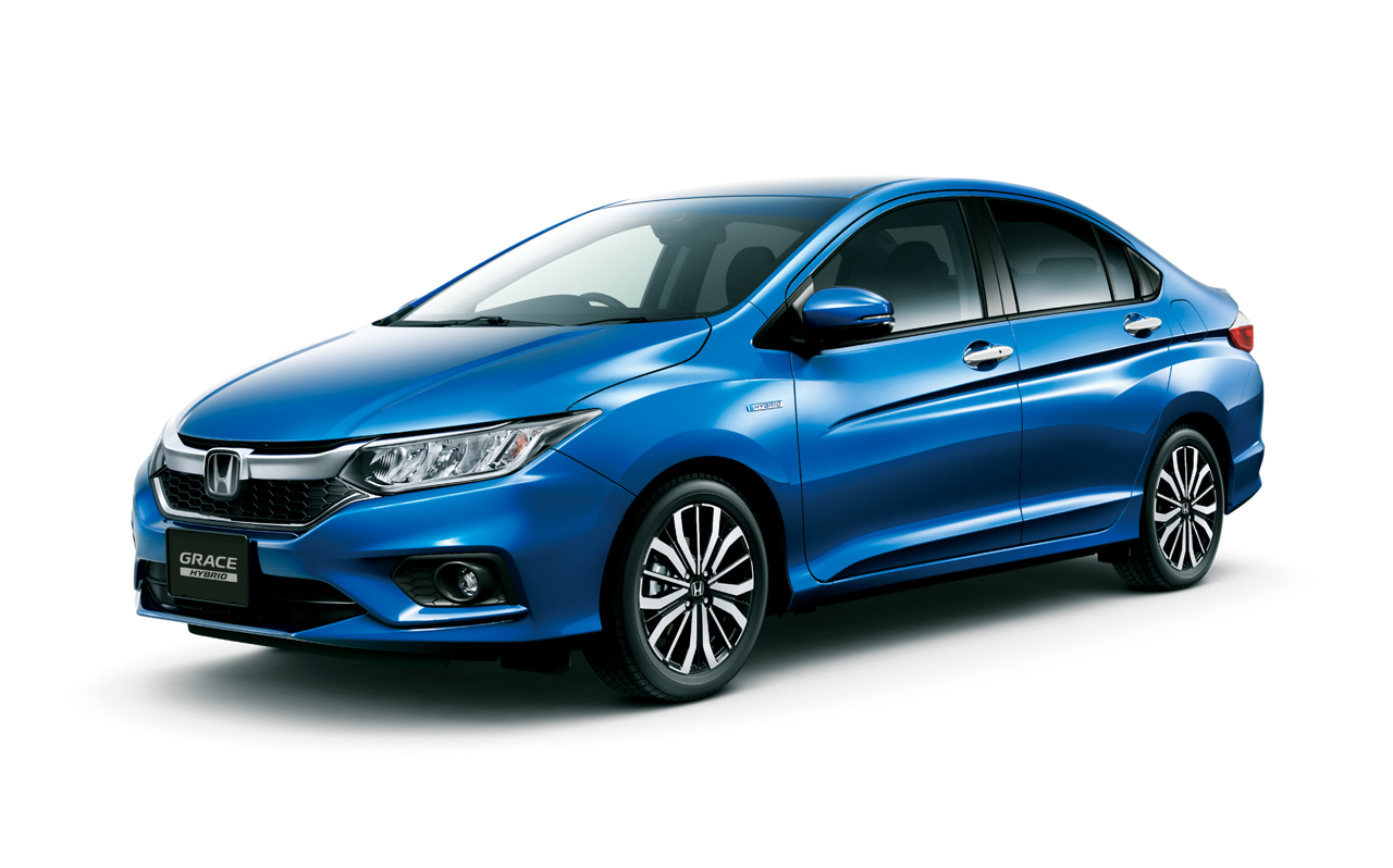Honda Grace facelift (13)
