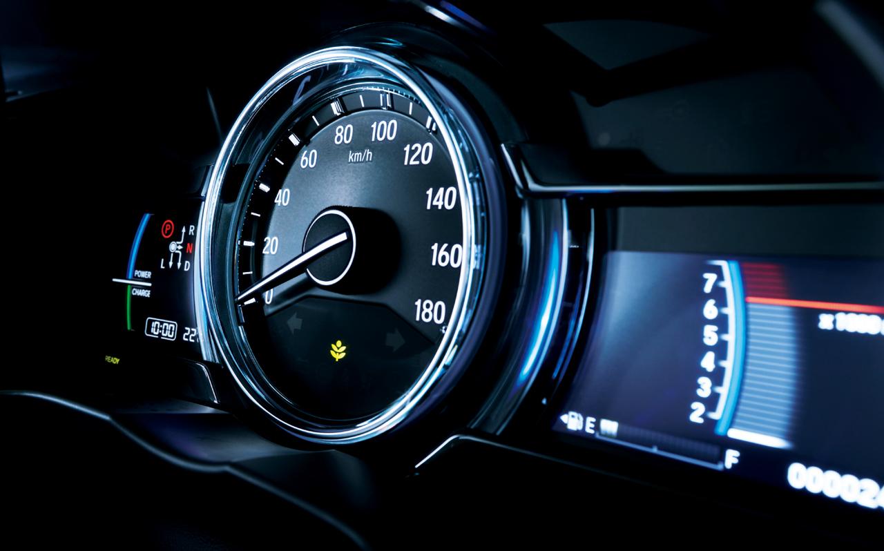 Honda Grace facelift (5)