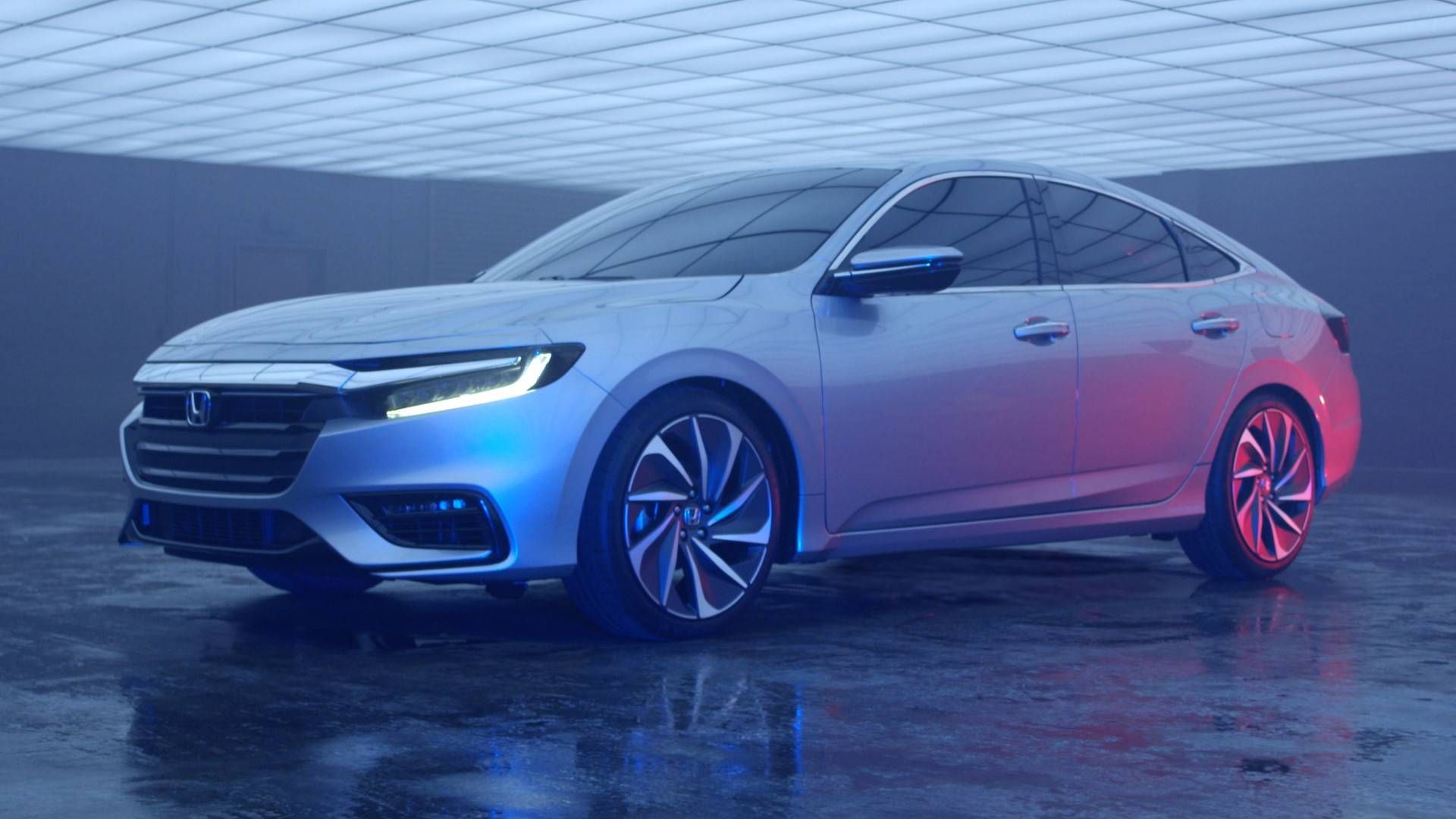 Honda Insight 2019 (1)