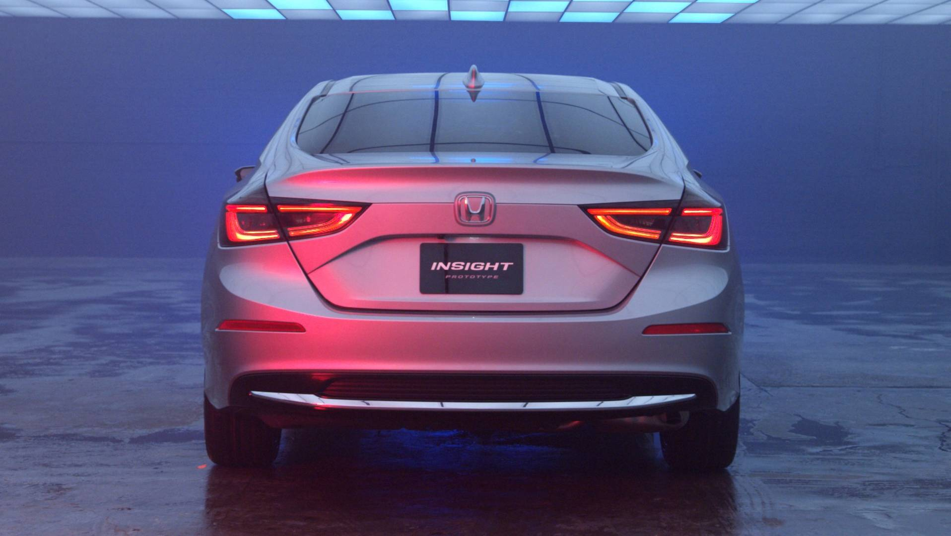 Honda Insight 2019 (5)
