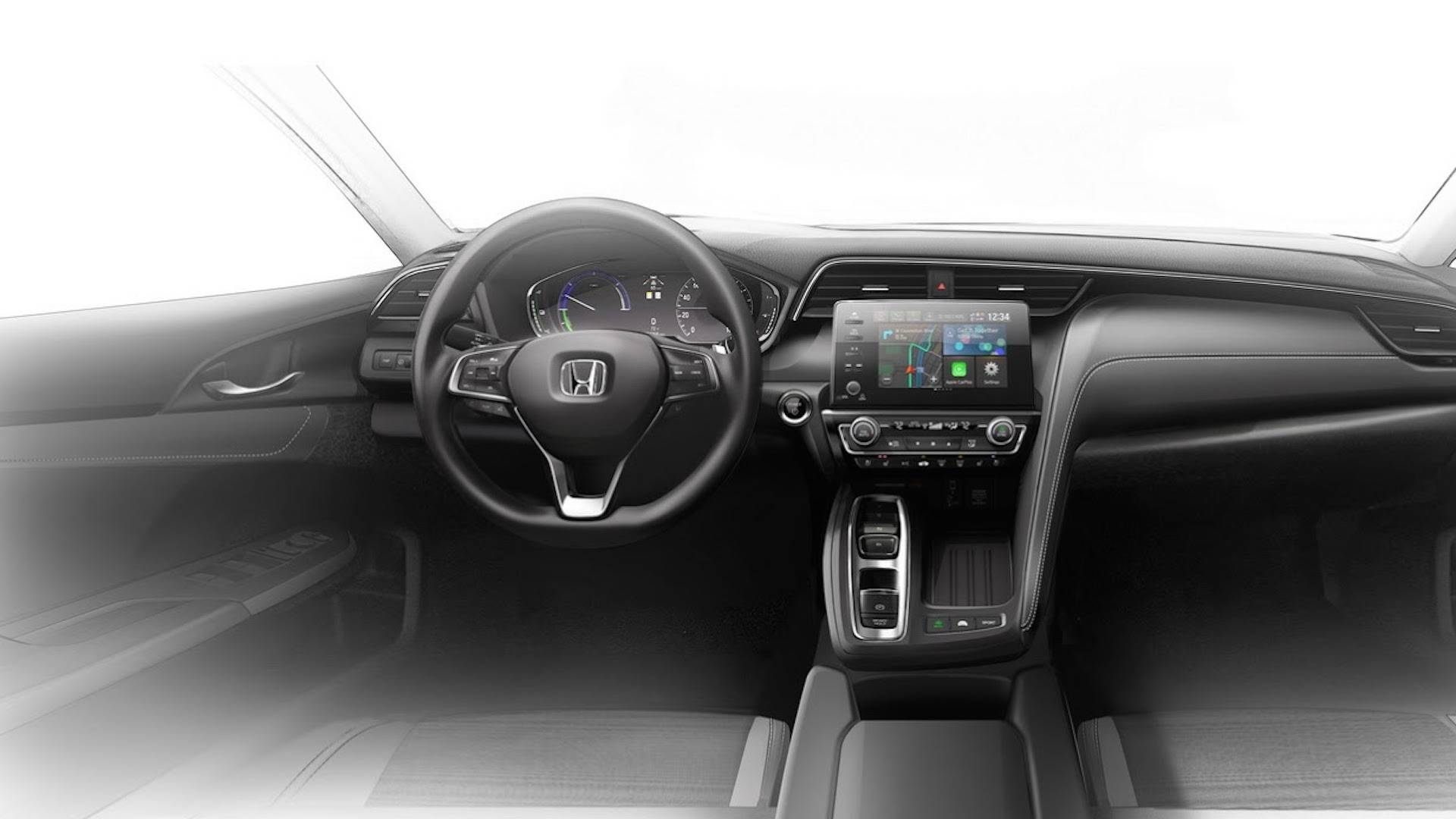 Honda Insight 2019 (6)